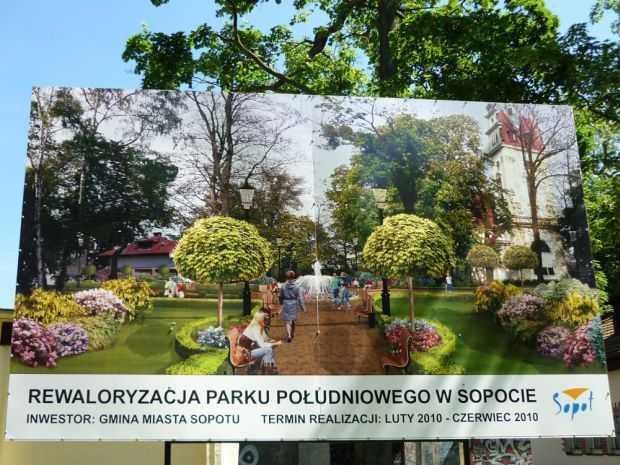 park im. L. i M. Kaczyńskich