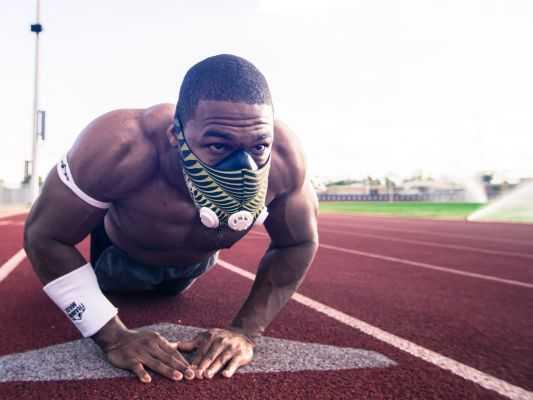 maska treningowa do cwiczen training mask (1)