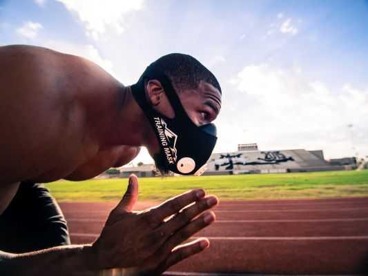 maska treningowa do cwiczen training mask (4)