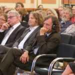 Jacek Karnowski Z Sekretarzem Stanu Berlina Christianem Rickerts