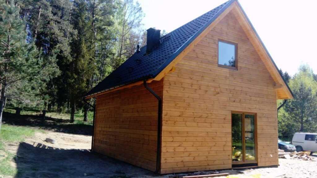 domy drewniane szeregowe energooszczedne pasywne domy gora 6