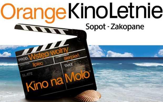 orange kino letnie