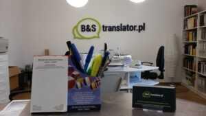 Biuro tłumaczeń BS Gdańsk Gdynia Trójmiasto Pomorskie4 4
