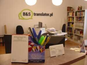 Biuro tłumaczeń BS Translator Gdynia Gdańsk Trójmiasto Pomorskie1 4
