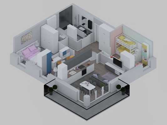 mieszkania 4 pokojowe słoneczna zatoka gdynia witomino