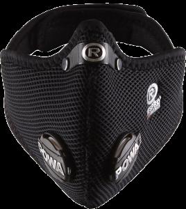 Maska antysmogowa Respro Ultralight Black