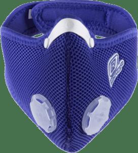 Maska antysmogowa dla alergikow Respro Allergy Mask Blue