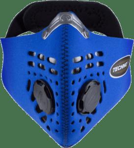 Maska antysmogowa na rower Respro Techno Blue