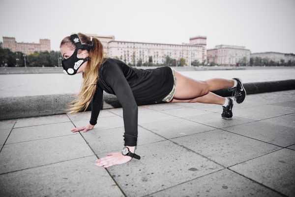 maski treningowe wydolnosciowe training mask 3