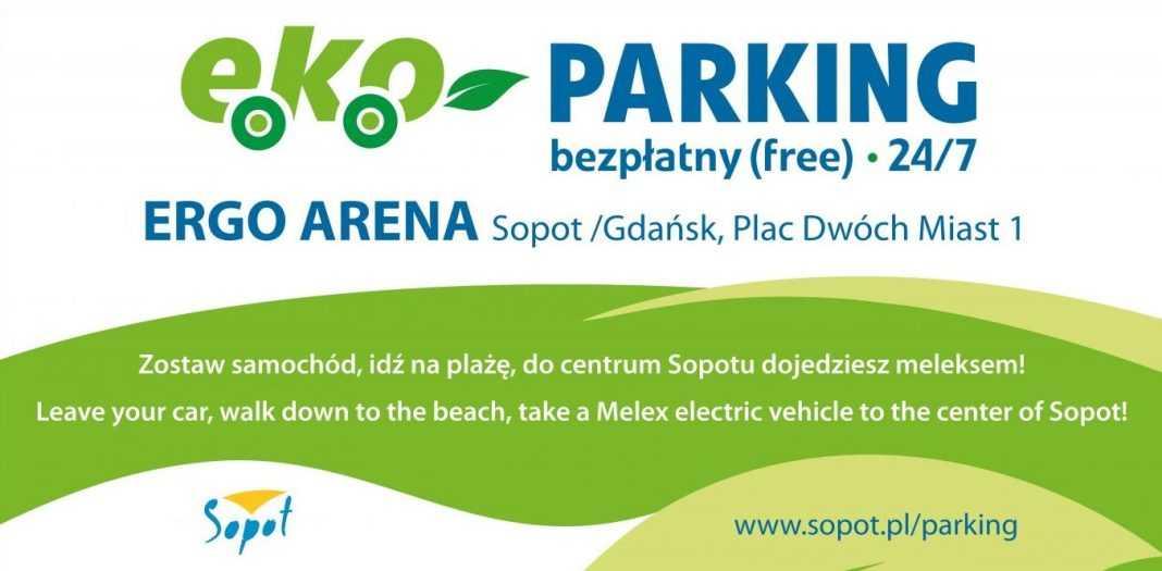 eko parking sopot bezplatny wakacje lipiec sierpien w sezonie e1530606777207