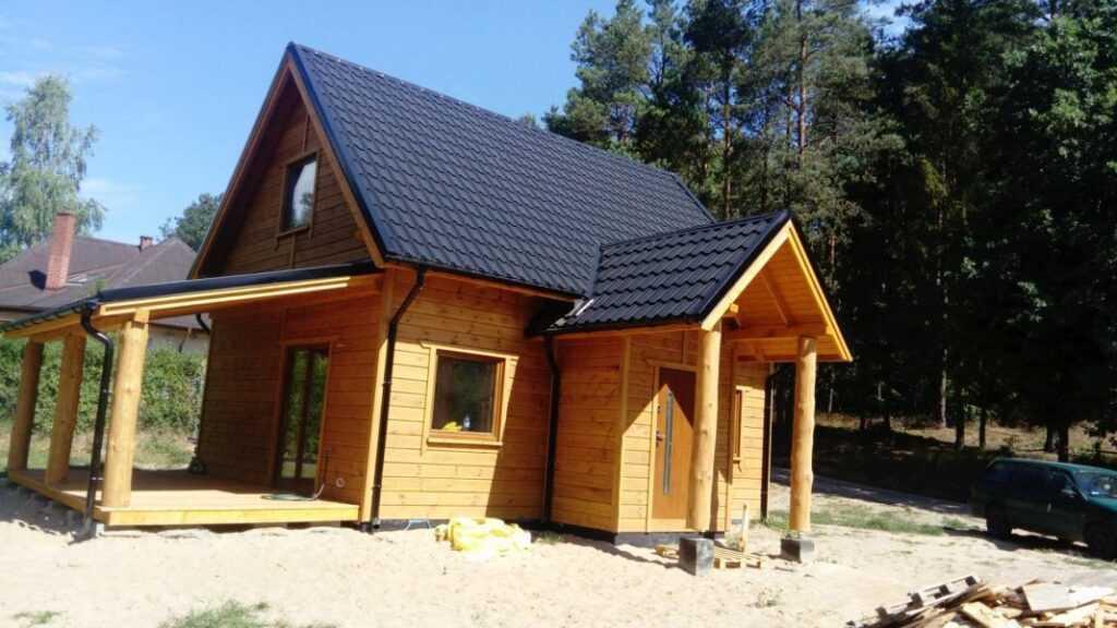 domy drewniane szeregowe energooszczedne pasywne domy gora 5